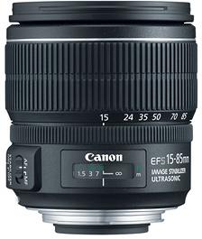 EF-S 15-85mm F/3.5-5.6 IS Image Stabilized USM  Wide Angle Telephoto Zoom Lens For EOS Digital SLRs With Aps-C Size Sensor *FREE SHIPPING*