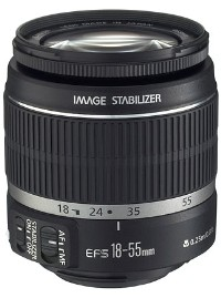EF-S 18-55/3.5-5.6 II IS Image Stabilized Zoom Lens For Digital SLRs (58mm) *FREE SHIPPING*