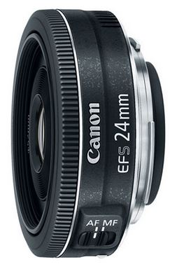 EF-S 24mm f/2.8 STM Wide Angle Lens *FREE SHIPPING*