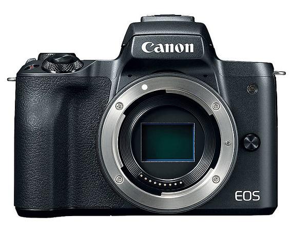 EOS M50 24.2 MegaPixel Mirrorless Digital Camera Body - Black *FREE SHIPPING*