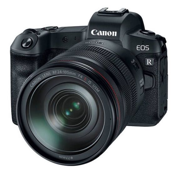EOS R 30 Megapixel Full Frame Mirrorless Digital Camera w/24-105mm L IS USM Lens Kit *FREE SHIPPING*