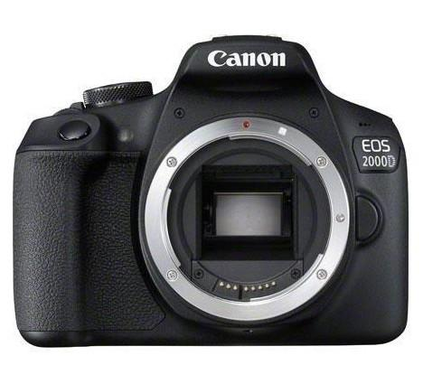 EOS 2000D / Rebel T7 24.0 Megapixel, 3.0-inch LCD, Full HD Video Beginner's DSLR Body Only *FREE SHIPPING*