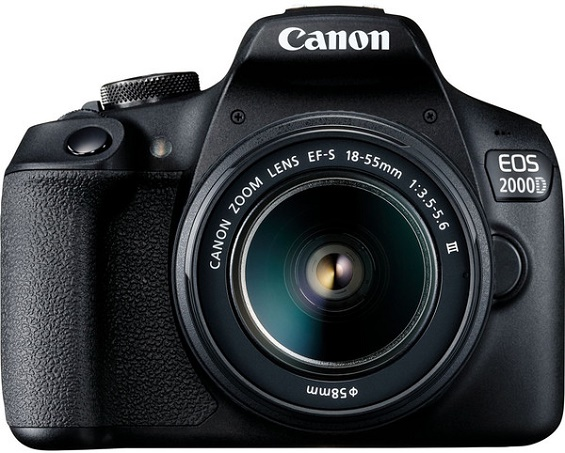 EOS 2000D / 1500D / Rebel T7 24.1 Megapixel, 3.0-inch LCD, Full HD Video DSLR w/ EF-S 18-55mm III Lens Kit *FREE SHIPPING*