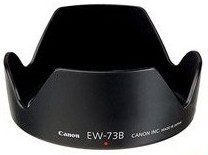 EW-73B Lens Hood For EF-S 17-85 f/4-5.6 IS USM,EF-S 18-135 f/3.5-5.6 IS USM