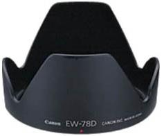 EW-78D Lens Hood  For EF 28-200 f/3.5-5.6 USM, EF-S 18-200 f/3.5-5.6 IS