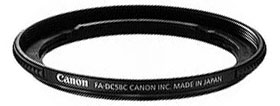 FA-DC58C 58mm Filter Adapter For PowerShot G1 X Digital Camera
