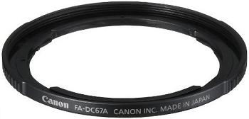 FA-DC67A 67mm Filter Adapter For PowerShot SX30 IS, SX120 IS, SX110 IS and SX100 IS Digital Cameras *FREE SHIPPING*
