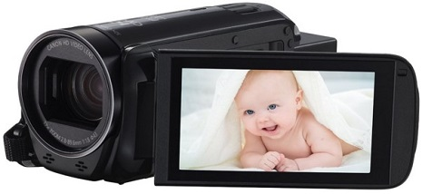 HF R700 Full HD Video Camcorder - Black *FREE SHIPPING*