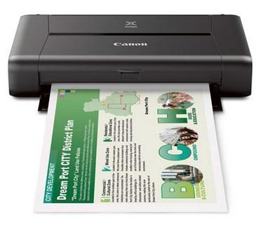 Pixma iP110 Mobile Inkjet Color Photo Printer *FREE SHIPPING*