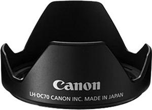 LH-DC70 Lens Hood For PowerShot G1 X