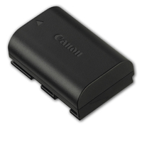 LP-E6 Lithium-Ion Battery Pack For EOS 5D Mark II & EOS 7D Digital SLR Cameras *FREE SHIPPING*
