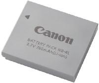 NB-4L Li-Ion Battery Pack *FREE SHIPPING*