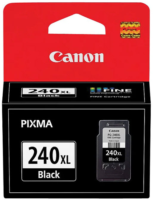 PG-240 XL Black Cartridge *FREE SHIPPING*