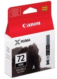 PGI-72 Matte Black Ink Tank For Pixma PRO-10 Photo Printer *FREE SHIPPING*