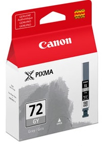 PGI-72 Grey Ink Tank For Pixma PRO-10 Photo Printer *FREE SHIPPING*