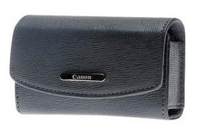 PSC-2050 Deluxe Leather Case For PowerShot SD980IS & SD3500IS (Grey)