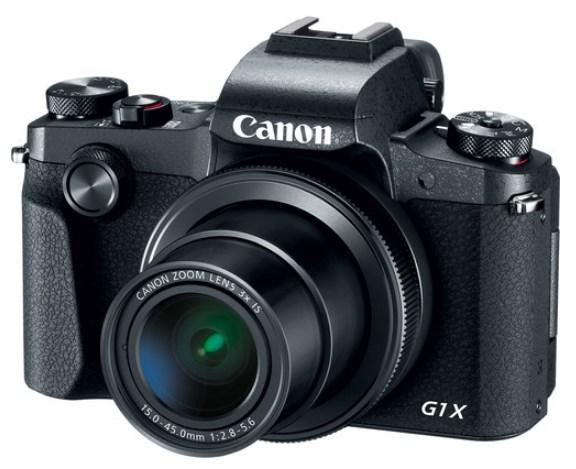 PowerShot G1 X Mark III 24.2 Megapixel, 3x Wide Angle Optical Zoom, 3.0 Vari-Angle Touchscreen LCD, Full HD Video Digital Camera *FREE SHIPPING*