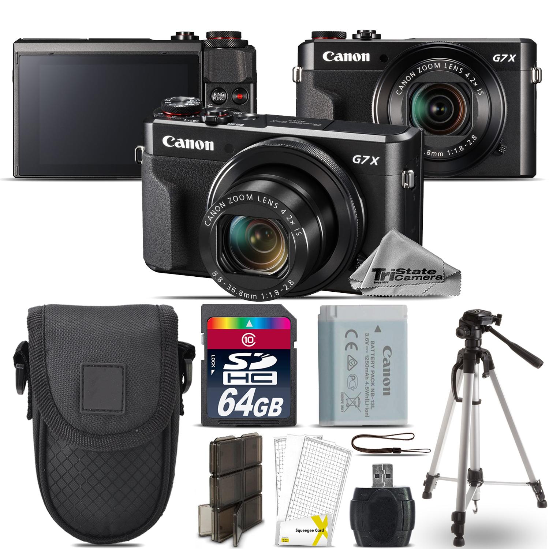 Canon Powershot G7 X Mark Ii Digital Digic 7 Wifi Nfc 20