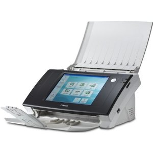 imageFORMULA ScanFront 300 Networked Document Scanner
