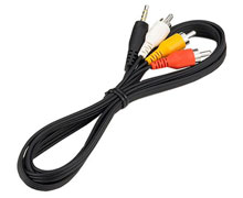 STV-250N Stereo Video Cable