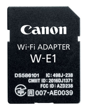 W-E1 Wi-Fi Adapter *FREE SHIPPING*