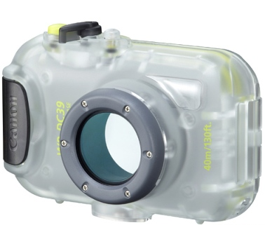 WP-DC39 Underwater Housing/Case For PowerShot Elph 100 HS Digital Camera *FREE SHIPPING*