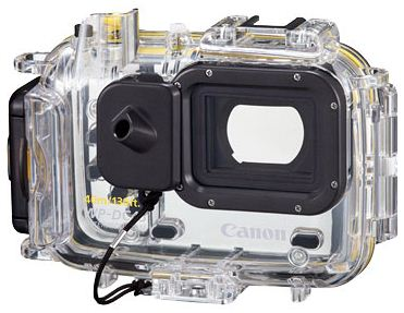 WP-DC45 Underwater Housing/Case For PowerShot D20 Underwater Digital Camera *FREE SHIPPING*