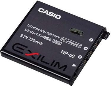NP-60 Rechargeable Lithium-Ion Battery For EX-S10, S-12, Z80 & Z90 Digital Cameras