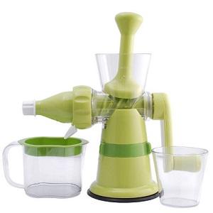 Manual Hand Crank Juicer - Single Auger Juice Press *FREE SHIPPING*
