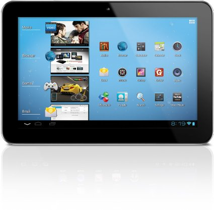 Kyros 10.1-Inch Android 4.0 8 GB Capacitive Multi-Touchscreen Internet Tablet *FREE SHIPPING*