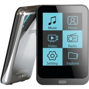MP823-8GBLK 8 GB 2-Inch Video MP3 Player with FM Radio (Black)