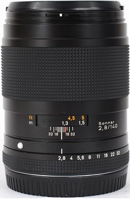 645 140mm f/2.8 Sonnar T* Lens for 645 System *FREE SHIPPING*