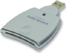 External USB Secure Digital (Sd) Memory Card Reader
