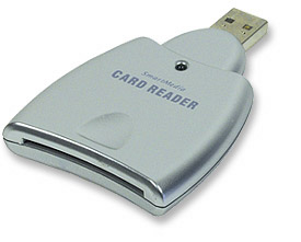 Parallel Card Reader F/Smartmedia Cards Only *FREE SHIPPING*