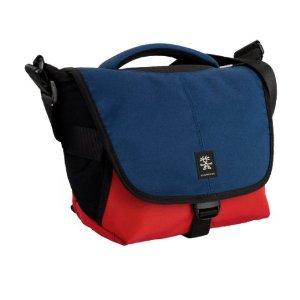 5 Million Dollar Home Bag for Digital SLR Camera - Navy /Rust *FREE SHIPPING*