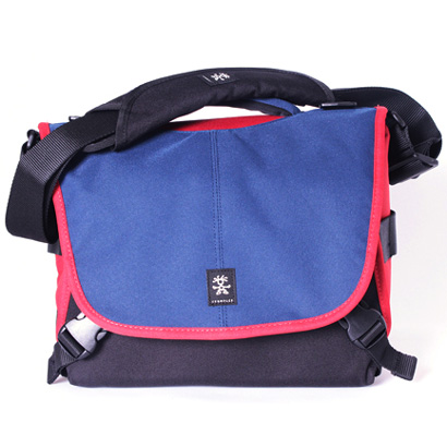 6 Million Dollar Home Bag for SLR Camera - Navy/Rust *FREE SHIPPING*