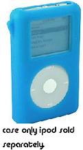 Ip-H20b Skin Case For Ipod 4g 20g Blue
