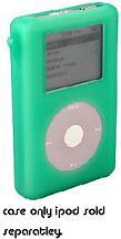 Ip-H20g Skin Case For Ipod 4g 20g Green