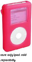 Ip-H20pi Skin Case For Ipod 4g 20g Pink