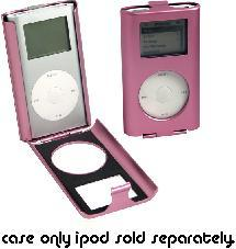 Ip-Hcmpi Hard Case For Ipod Mini Pink