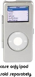 Ipod Nano Hard Case Silver