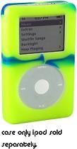 Ip-Hd20j Skin Case For Ipod 4g 20g Jade