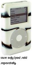 Ip-Hd20z Skin Case For Ipod 4g 20g Zebra