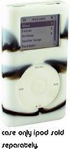 Ip-Hdmz Skin Case For Ipod Mini Zebra