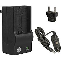 MR-S008 Mini Battery Charger For Panasonic CGA-S008/Dmwbce10 & Leica Bpdc6u Battery (100/240v With Car Adapter) *FREE SHIPPING*