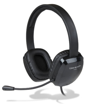 AC-6012 USB Stereo Headset