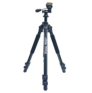Magnum Grounder Tripod W/3-Way Photo/Video Pan Head  *FREE SHIPPING*