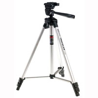 Traveler Tripod With 3-Way Pan & Tilt Photo/Video Head, Quick Release *FREE SHIPPING*