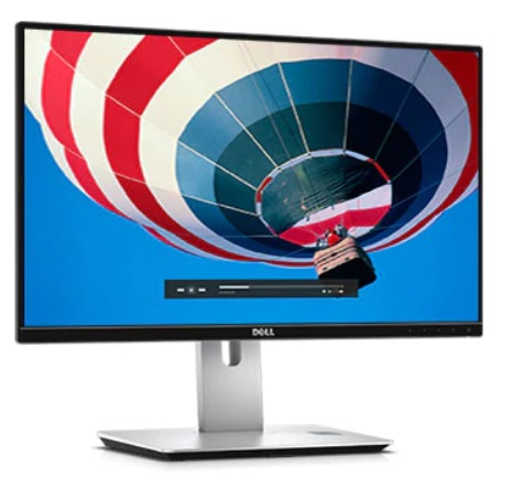 U2417HJ 24 Inch 16:9 IPS Monitor with Wireless Charging Stand *FREE SHIPPING*