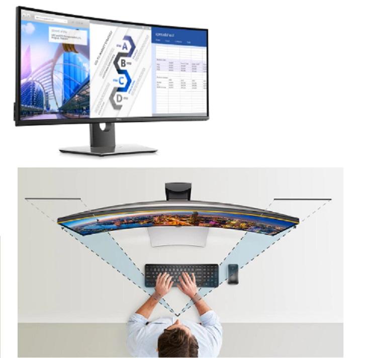 UltraSharp U3417W 34 Inch 21:9 Curved IPS Monitor *FREE SHIPPING*
